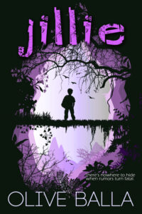 """cover for the book """"Jillie"""""""